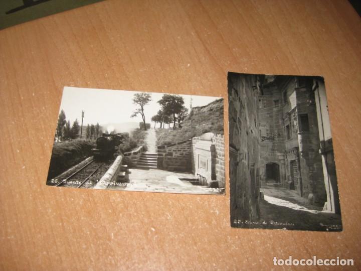 2 POSTALES DE HARO (Postales - España - La Rioja Antigua (hasta 1939))