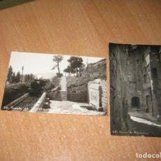 Postales: 2 POSTALES DE HARO. Lote 237867940
