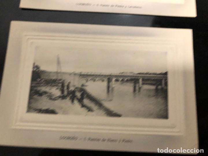 Postales: 4 POSTALES LOGRONO ALREDEDOR DE 1910 - Foto 4 - 241957955