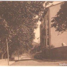 Cartes Postales: HARO (LA RIOJA) PASEO DE LA VEGA Y COLEGIO DE LOS RR.PP. MARISTAS.. Lote 246788540