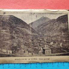 Postales: MANSILLA DE LA SIERRA -- ( BLOCK 2021 ). Lote 251381125