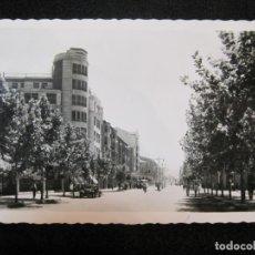 Postales: LOGROÑO-CALLE DE VARA DE REY-EDICIONES ARRIBAS-62-POSTAL ANTIGUA-(79.660). Lote 253735635