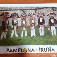 Postales: KILIKIS PAMPLONA IRUÑA. Lote 254629675