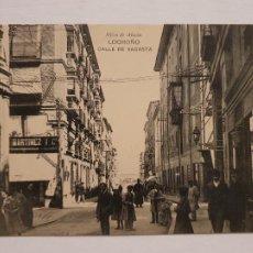Postales: LOGROÑO - CALLE DE SAGASTA - P50364. Lote 257349240