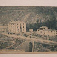 Postales: MUNILLA - FABRICA DE CHOCOLATES LAS BARGAS - P50367. Lote 257349680