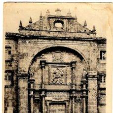 Postales: MONASTERIO DE SAN MILLÁN DE YUSO (LA RIOJA) - PORTADA - COL. ART. DE ESPAÑA - M- SERVERT - INÉDITA. Lote 259280110