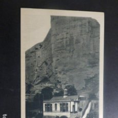 Postales: ISLALLANA LA RIOJA ELECTRA DEL CARMEN Y PEÑA POSTAL PUBLICIDAD DIA DEL VINO 1932 AL DORSO. Lote 263883915