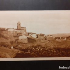 Postales: MURO DE CAMEROS LA RIOJA VISTA POSTAL PUBLICIDAD DIA DEL VINO 1932 AL DORSO. Lote 265685114