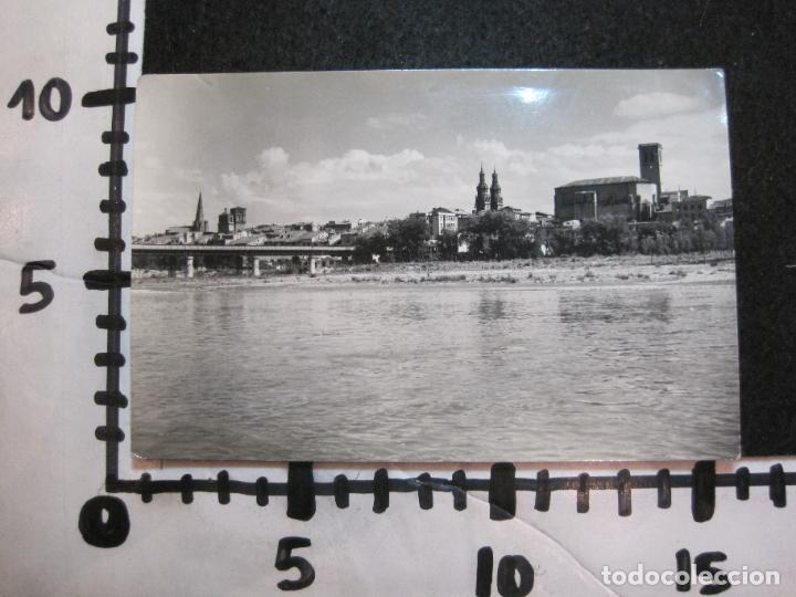 Postales: LOGROÑO-VISTA PARCIAL Y RIO EBRO-EDICIONES SICILIA-12-POSTAL ANTIGUA-(81.322) - Foto 3 - 267098314