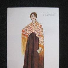 Postales: LOGROÑO-NUM· 28-PUBLICIDAD JABON HENO PRAVIA-POSTAL ANTIGUA-(81.421). Lote 267274444