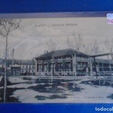 Postales: (PS-65711)POSTAL DE LOGROÑO-FACTORIAS MILITARES.FOTOGRAFIA A.MURO. Lote 269271158