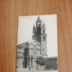 Postales: POSTAL CALAHORRA LA CATEDRAL SIN CIRCULAR. Lote 278768043