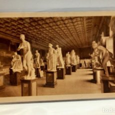 Postales: LOGROÑO (LA RIOJA) - INSTITUTO. MUSEO DE REPRODUCCIÓN. POSTAL PUBLICIDAD DIA DEL VINO (1932). PTC.. Lote 279549613