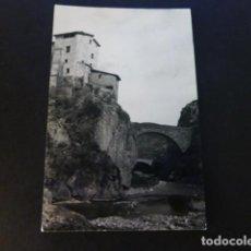 Postales: ARNEDILLO LA RIOJA CASAS COLGANTES. Lote 286745848