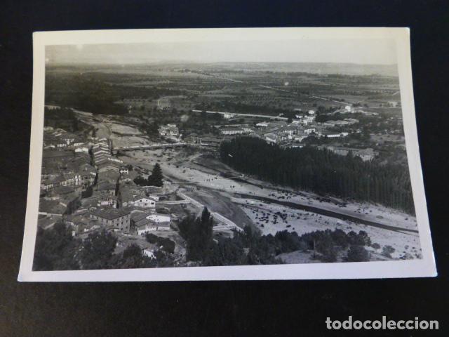 NAJERA LA RIOJA VISTA POSTAL FOTOGRAFICA HACIA 1920 (Postales - España - La Rioja Antigua (hasta 1939))