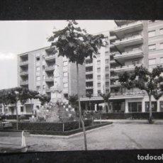 Postales: CALAHORRA-MATRONA Y JARDINES EN EL PASEO GENERALISIMO-EDICIONES PARIS-42-POSTAL ANTIGUA-(84.820). Lote 292959838