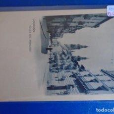 Postales: (PS-66529)POSTAL DE LOGROÑO-CALLE DEL MERCADO.HIJOS DE ALESON. Lote 293917818