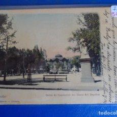 Postales: (PS-66531)POSTAL DE LOGROÑO-SALON DE CONCIERTOS DEL PASEO ESPOLON.HIJOS DE ALESON. Lote 293918023