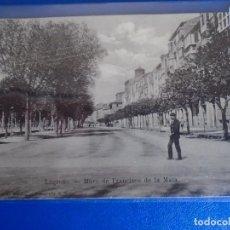 Postales: (PS-66541)POSTAL DE LOGROÑO-MURO DE FRANCIOSCO DE LA MATA.HIJOS DE MERINO. Lote 293919133