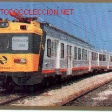 Postales: 7F-145. UNIDAD ELÉCTRICA 435-022-9. Lote 34779530