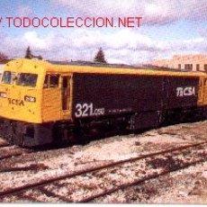 Postales: 7F-50. NUEVA IMAGEN LOCOMOTORA 2150. Lote 280151