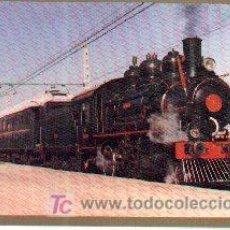 Postales: 7F-116. TREN HISTÓRICO 125 ANIV. MADRID-ZARAGOZA. Lote 682354
