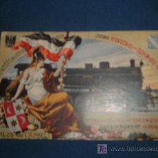 Postales: FIRMA HENSCHEL UND SOHN 1810 1910 GRUSS AUS CASSEL. Lote 10194131
