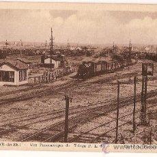 Postales: CARTE POSTALE MIRAMAS-GARE (B DU RH) VUE PANORAMIQUE DU TRIAGE P.L.M. CLICHÉ A.PARRAUD. Lote 10261715