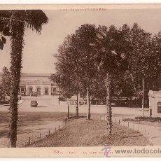 Postales: CARTE POSTALE 70 PAU LA GARE DU MIDI PHOTO LABOUCHE. Lote 10298743