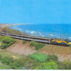 Postales: 7F-1500. TREN CORAIL. CASTELLDEFELS. Lote 38511295