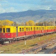 Postales: 7F-1734. SNCF LÍNEA DE LA CERDEÑA. AUTOMOTORES ELECTRICOS BOURG-MADAME. Lote 22640124