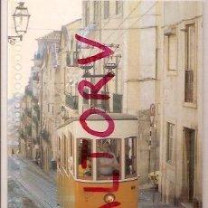 Postales: POSTAL A COLOR Nº 592 FUNICULAR DE BICA EN LISBOA PORTUGAL EUROFER. Lote 15713432