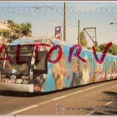 Postales: POSTAL A COLOR Nº 598 TRANVIAS DE LISBOA CARRIS TRANVIA Nº 507 EUROFER. Lote 15713459