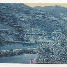 Postales: FERROCARRIL TRANSPIRENAICO DE RIPOLL A RIBAS. (L. ROISIN). Lote 16197300