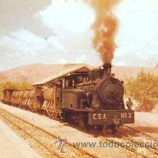 Postales: 7F-677. POSTAL FF.CC. ESTRATEGICOS Y SECUNDARIOS DE ALICANTE. Lote 23178047