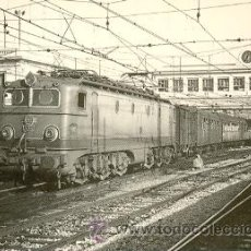 Postais: 7F-1995. POSTAL LOCOMOTORA CC 7644 RENFE. BARCELONA TÉRMINO. Lote 51724729