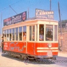Postales: 7F-2061. POSTAL TRAMVÍA Nº 2. MATARÓ-ARGENTONA. MATARÓ 1960. Lote 63599592