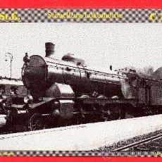Postales: POSTAL DE TRENES TRANVIAS K. W. ST. E. Nº C 2004 EDICION JUNGELS SIN CIRCULAR . Lote 25151531