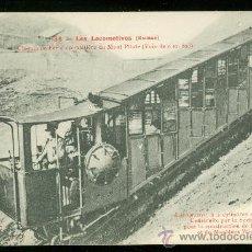 Postales: TARJETA POSTAL DE TREN. FLEURY. Nº 186.. Lote 26381346