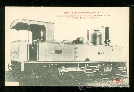 TARJETA POSTAL DE TREN. FLEURY. Nº 239. (Postales - Postales Temáticas - Trenes y Tranvías)