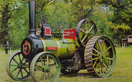 Wantage Traction Engine nº 1389, Constance, usado segunda mano