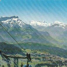 Postales: TELECABINA DE ROC D'ORSAY, MONT BLANC, ALPES (FRANCIA). Lote 26666367