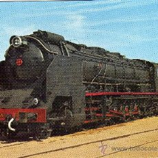 Postales: BONITA POSTAL - LOCOMOTORA - VILANOVA I LA GELTRU - EDITIONS FERROVIARIES NÚM. 8. Lote 28211317