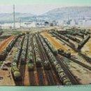Postales: POSTAL COLECCION RENFE. SERIE M-9. APARTADERO DE EMPETROL - PUERTOLLANO. AÑO 1977. FERROCARRIL.. Lote 29114447