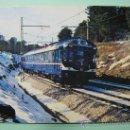 Postales: POSTAL COLECCION RENFE. SERIE TD-2. TREN TER DE TRACCIÓN DIESEL. AÑO 1973. FERROCARRIL.. Lote 29114740
