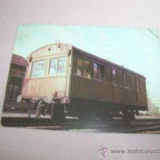 Postales: POSTAL COCHE SALÓN SERIE ZZ-620.COLECCIÓN RENFE. Lote 30811131