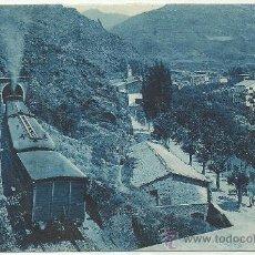 Postales: FERROCARRIL TRANSPIRENAICO TUNEL DE RIBAS ROISIN 6. Lote 32315416