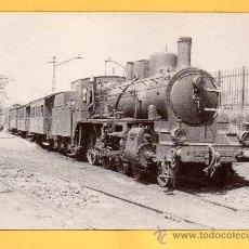 Postales: POSTAL DE TRENES LOCOMOTORA VAPOR DE TARRAGONA Nº 4003 SIN CIRCULAR . Lote 32576833