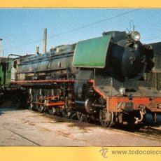 Postales: POSTAL DE TRENES LOCOMOTORA VAPOR MTM Nº 697 SIN CIRCULAR . Lote 32576848