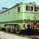 Postales: RENFE AÑO 1961 LOCOMOTORA ELECTRICA SIN CIRCULAR . Lote 33570523